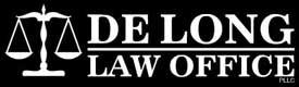 De Long Law Office Logo
